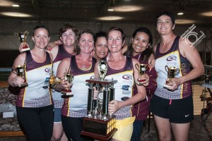 over 35 Ladies Masters 2013 Champions
